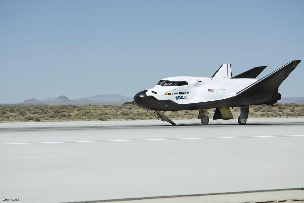 La Sierra Nevada per le future missioni NASA