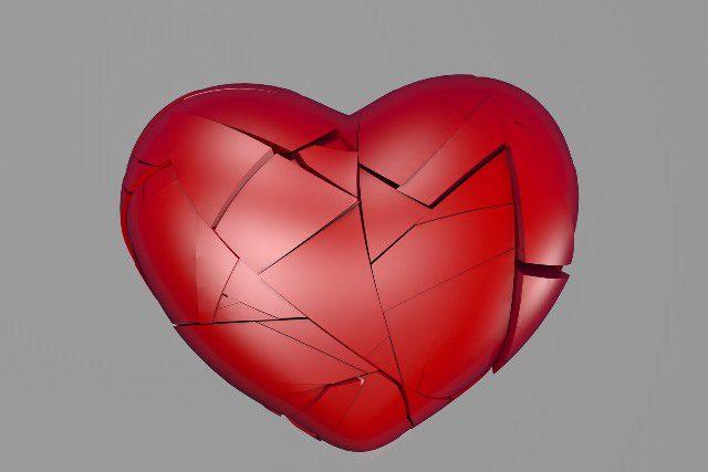 La sindrome del cuore infranto