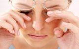 La sindrome dell'occhio secco