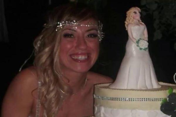 La sposa che si è detta SI da sola