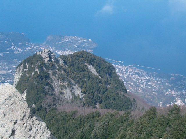 La subsidenza del Monte Epomeo