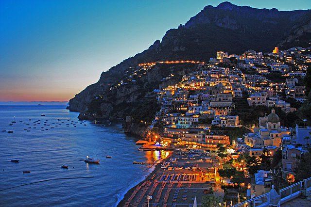 La top 10 delle destinazioni italiane preferite dagli stranieri