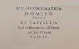 La tradizione delle traduzioni. Opere tradotte in napoletano dal 400 al 700