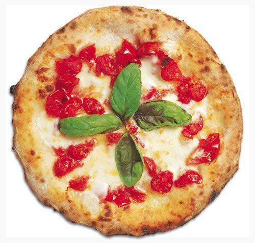La vera pizza napoletana arriva nelle vending machines