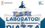 """""""Laboratori in Piazza"""" Cultura arte e Territorio insieme per la solidarietà"""