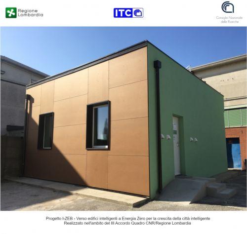 Laboratorio ZEB: ricerca e sviluppo a servizio delle imprese edili