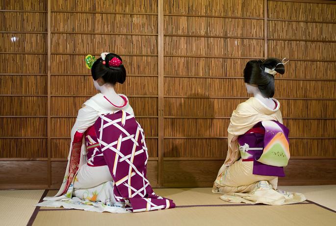 L'arte di essere una geisha