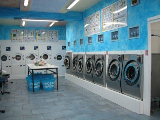 Lavorare in proprio con una lavanderia a gettoni in franchising