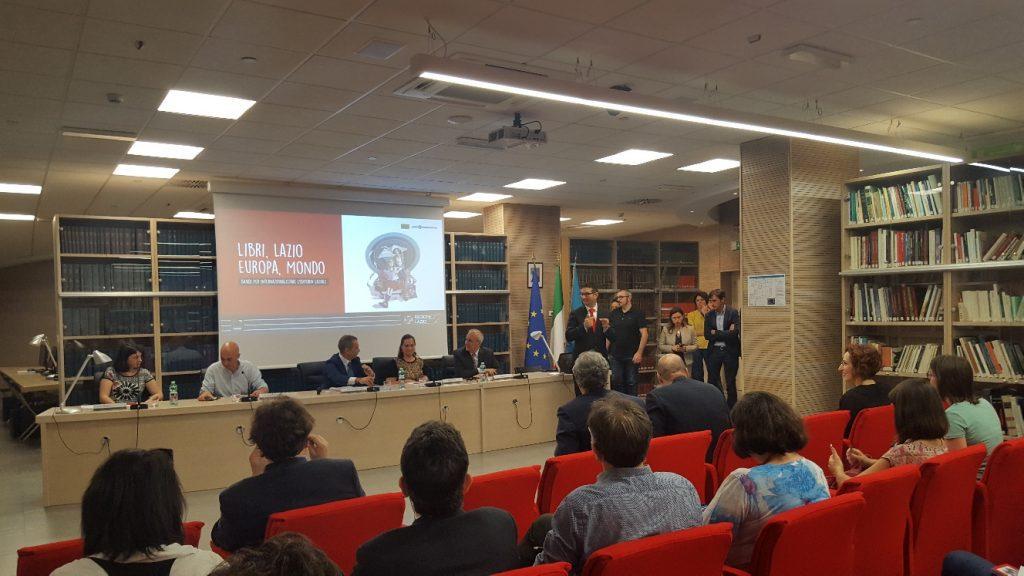 Lazio: lanciate due nuove call per il mondo editoria