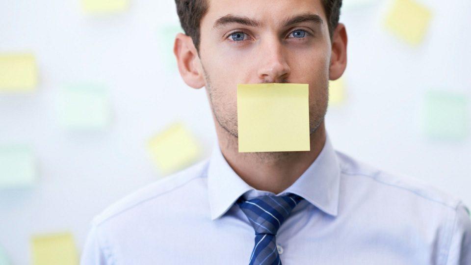 Le 5 frasi da non dire al proprio capo