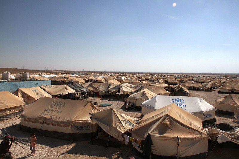 Le azioni umanitarie dell'UNICEF nella Siria nord-orientale