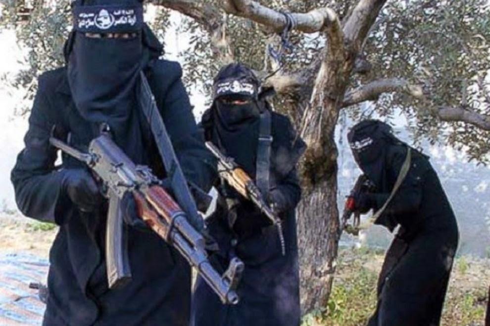 LE DONNE DELL'ISIS