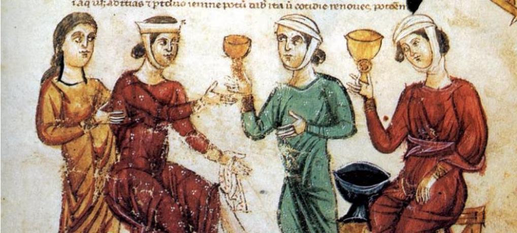 Le donne medico dell'antica Scuola Medica Salernitana