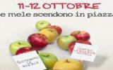 Le mele scendono in piazza contro la Sclerosi Multipla