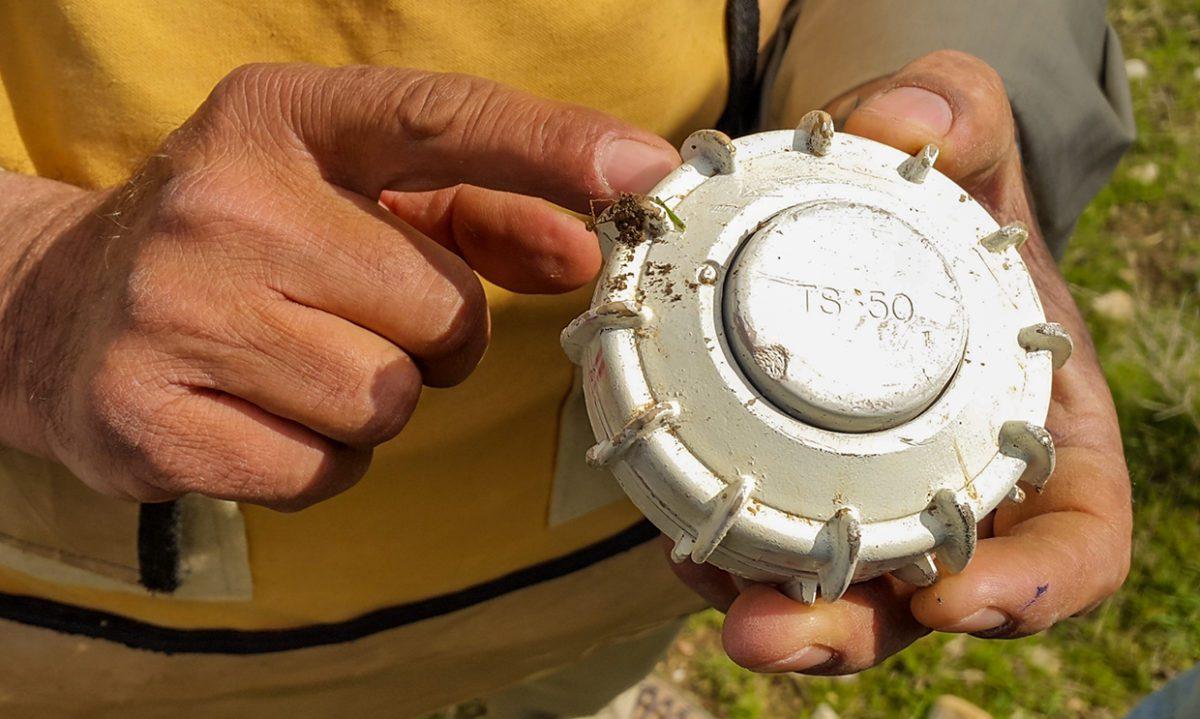 Le mine antiuomo non sono più vietate