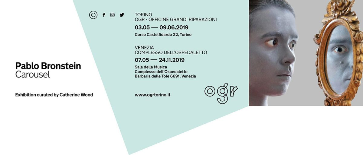 Le OGR – Officine Grandi Riparazioni di Torino presentano Carousel