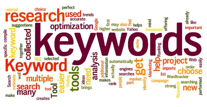 Le parole chiave più ricercate su Google