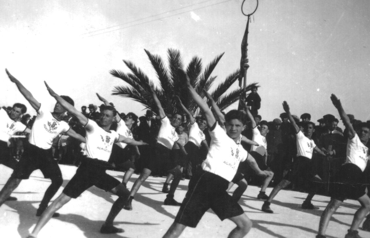 Le società di ginnastica