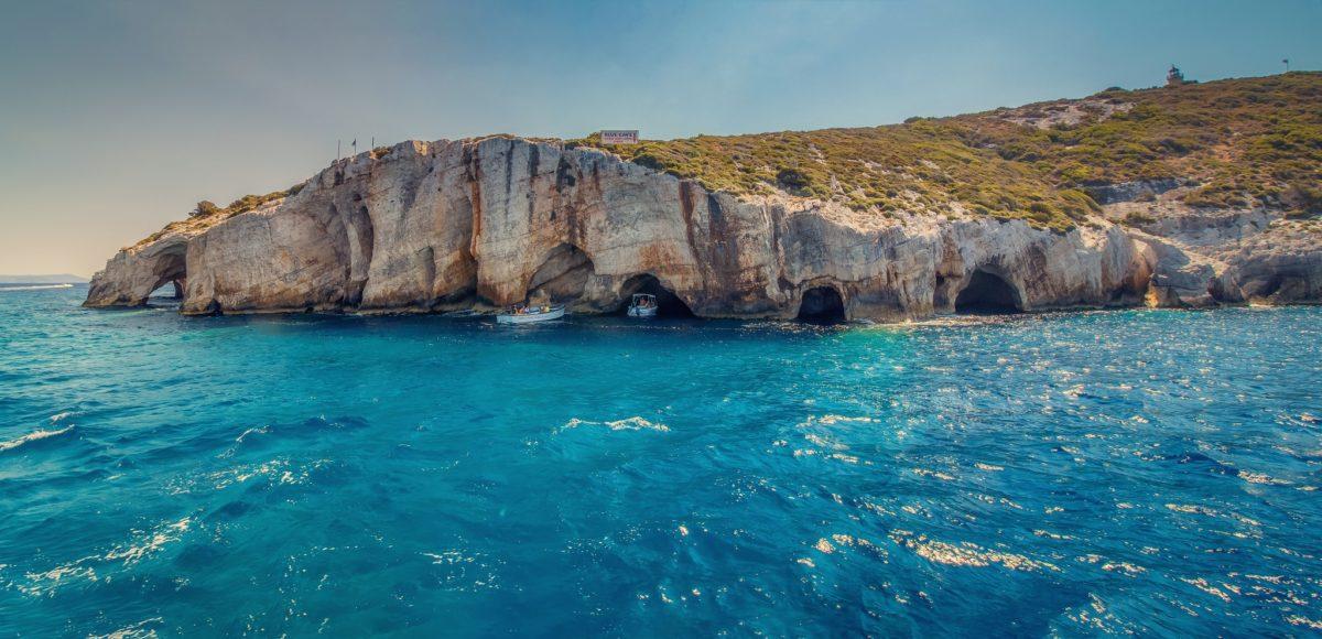 Le tre grotte italiane più belle al mondo