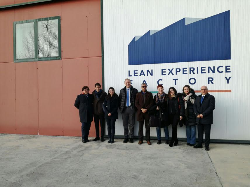 Lean Experience Factory 4.0
