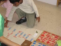 L'educazione secondo il metodo Montessori