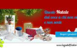 Lega del Filo d'Oro: a Natale si possono regalare sorrisi grazie ai regali di Natale solidali