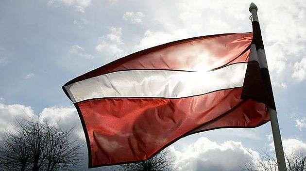 Lettera dal presidente Tusk al primo ministro della Lettonia