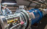 LHC: iniziano ai grandi lavori