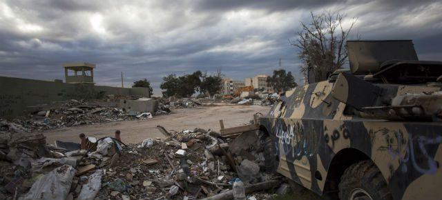 LIBIA PRONTA AD ESPLODERE