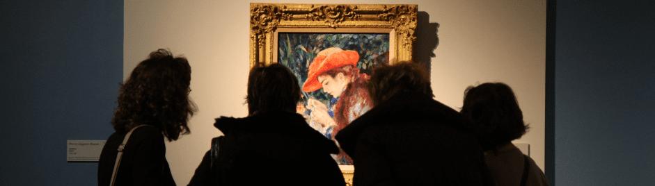 Lighting for art – L'illuminazione delle opere d'arte nelle mostre e nei musei