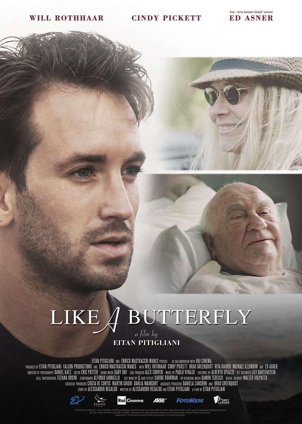 Like a Butterfly