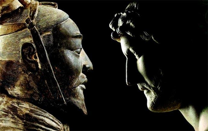 L'Impero romano e la via della seta