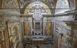 L'inaugurazione della cappella Pignatelli