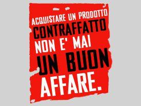L'ITALIA INONDATA DI PRODOTTI CONTRAFFATTI