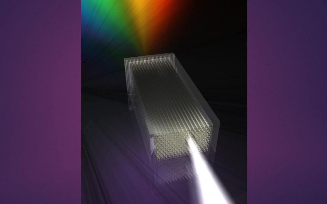 Litografia laser 3D: una nuova scoperta