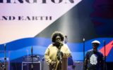 Lo straripante sound di Kamasi Washington e Enzo Avitabile all'Arena Flegrea