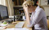 Lo stress da lavoro causa sovrappeso