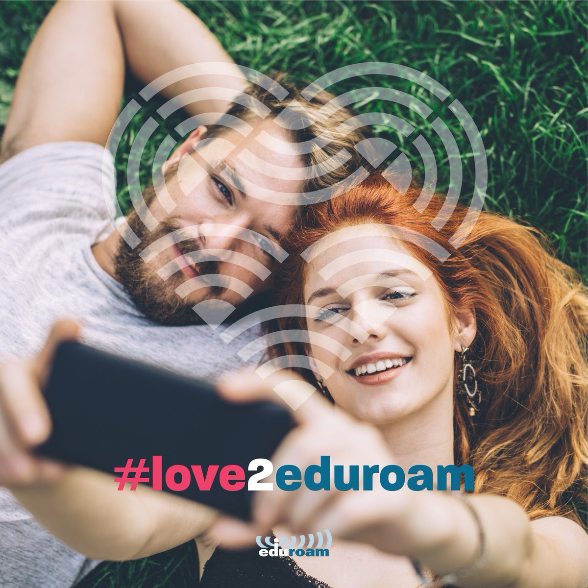 #love2eduroam