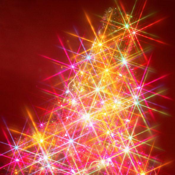Luci di Natale in Italia sempre più made in China