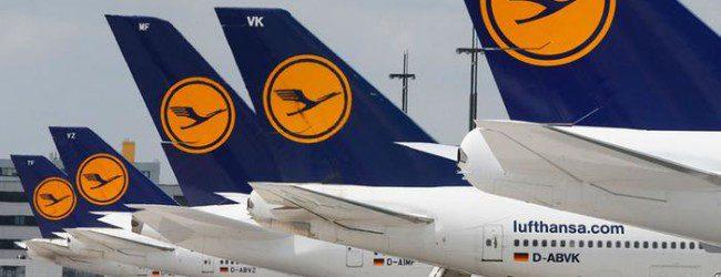 """Lufthansa introduce """"tassa"""" di prenotazione"""