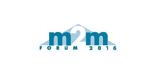 M2M Forum 2016