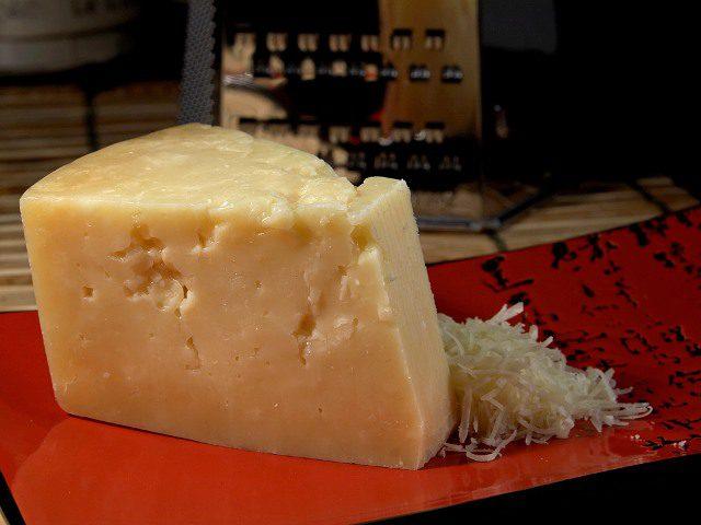 Mai così tanti formaggi italiani all'estero