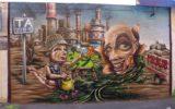 Mappa per conoscere gli spazi street art a Milano