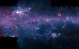 Mappato il piano galattico della Via Lattea