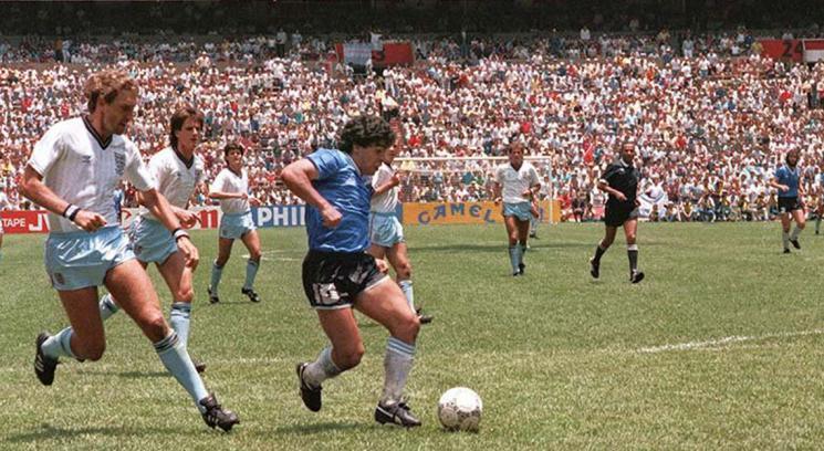 Maradona come mai prima