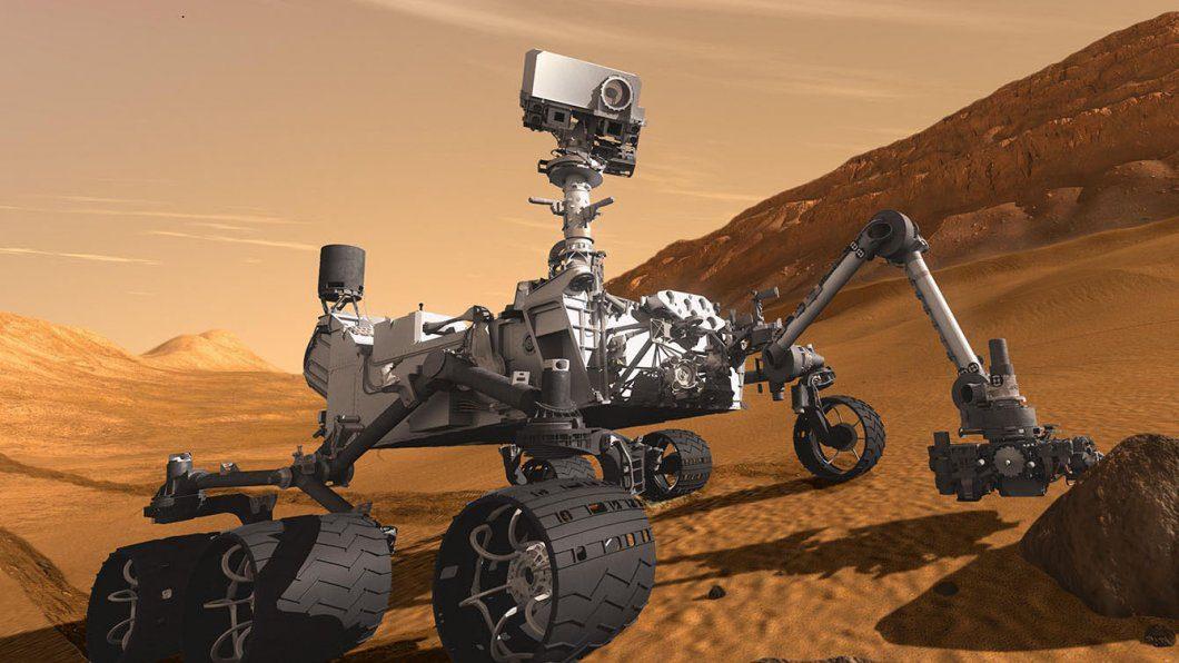 Mars 2020 rallenta il cammino