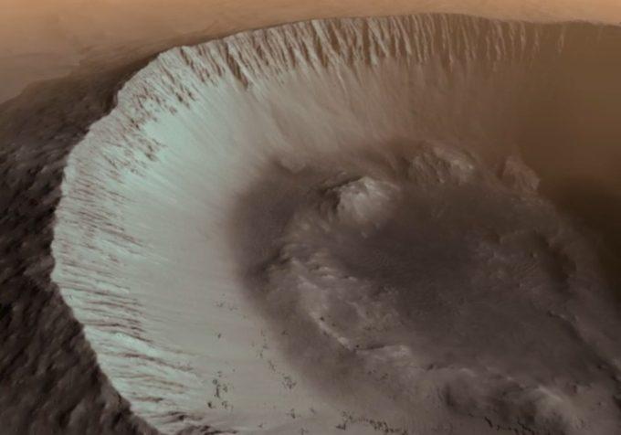 Marte come non lo avete mai visto