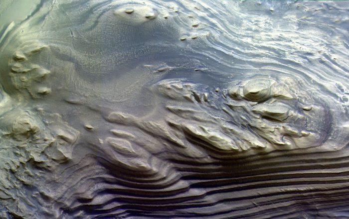 Marte in posa per CASSIS