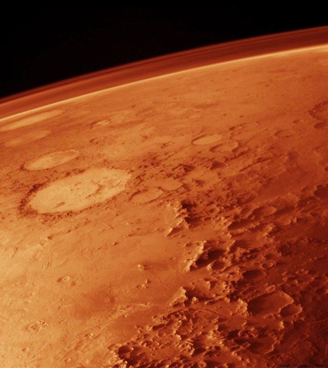 Marte pianeta attivo