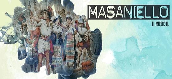 Masaniello – La rivoluzione in musical